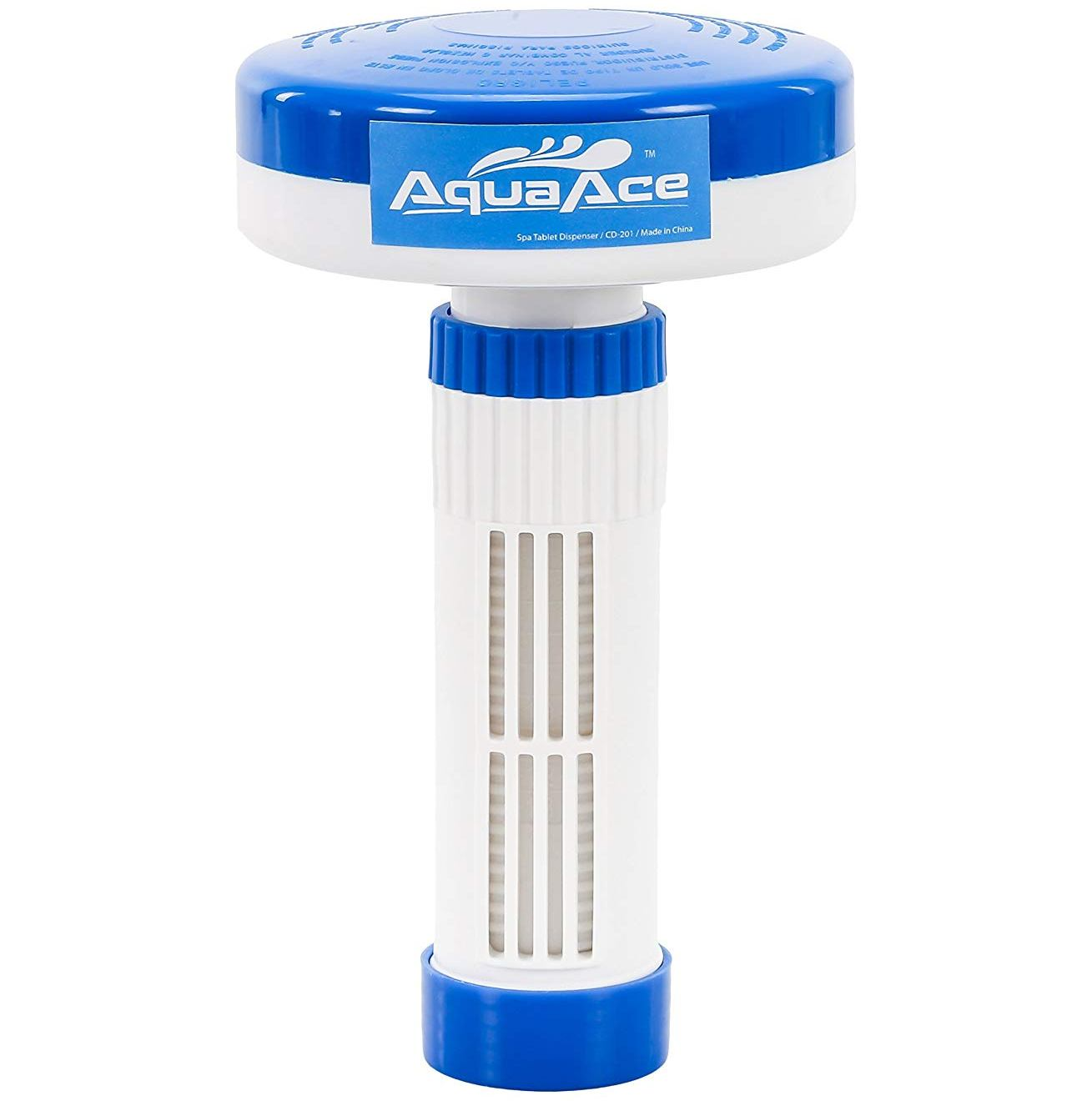 aquaace floating dispenser