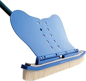 wall whale classic swimming pool brush